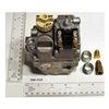 "Robertshaw 700-416 24V 1/2"" X 1/2"" Straight Thru Diaphragm/Solenoid Gas Va"