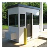 Durasteel BR88L3  Durasteel Ballistic-Rated Guard Buildings - 8x8'