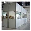 Porta-King FS89-HB Partition Wall - Hardboard - 8'W - 9'