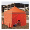 King Canopy FSSHST10ER KIT W/WALLS Response/Relief Instant Shelter - 10'Wx10'Dx8'H - With Sides