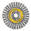 "DEWALT DW49204 4x5/8""-11 SS Wire Wheel"