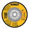 DEWALT DWA4511H 4.5x1/8x5/8 MTL Wheel