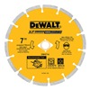 "DEWALT DW4714 7"" Seg Diamond Wheel"