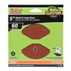"Ali Industries 3725 5Pk 5"" 60G Ao Sand Disc"