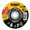 "DEWALT DW8424B5 5Pk 4.5"" Mtl Cut Wheel"