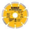 DEWALT DW4740 4.5X.250 Tuck Pt Blade