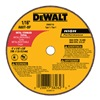 DEWALT DW8719 4X1/16X3/8 Cutoff Wheel