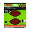 "Ali Industries 3001 4Pk 5""100G Ao Sand Disc"