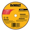 DEWALT DW8709 3X1/8X3/8 Cutoff Wheel