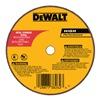 DEWALT DW8709 3x1/8x3/8 Cutoff Wheel