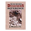 Industrial Press 9780831134300 Machine Designers Ref;- Industrial Press