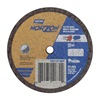 "Norton 66243531753 3"" Abrasive Cut-Off Wheel,  1/32"" Thickness,  1/4"" Arbor Hole, Pack of 5"