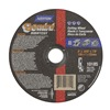 "Norton 66252842175 6"" Abrasive Cut-Off Wheel,  3/64"" Thickness,  7/8"" Arbor Hole, Pack of 5"