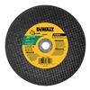 """DEWALT DW3521 7"""" Abrasive Cut-Off Wheel,  0.125"""" Thickness,  5/8"""" Arbor Hole"""