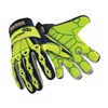 HexArmor 4027 XXL Cut Resist Gloves, Abrasion, Impact, 2XL, PR