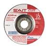 "United Abrasives-Sait 22020 4-1/2"" Depressed Center Wheel,  Type 27,  3/32"" x 7/8"",  Aluminum Oxide, Pack of 25"