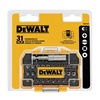 DEWALT DWAX100IR Extra Small Tough Case Set, 31 Pcs