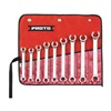 Proto J3740 Flare Nut Wrench Set,  SAE and Metric,  Number of Pieces: 9,  Number of Points: 6