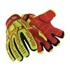 HexArmor 2026 L Impact Gloves, L, TPR, PR