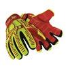 HexArmor 2026 M Impact Gloves, M, TPR, PR