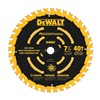 DEWALT DW3194 Precision Blade, 40 Teeth, 7-1/4 In