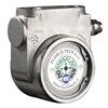Fluid-O-Tech PO1001BNENN0000 Rotary Vane Pump, Stainless Steel, 5.5 gpm