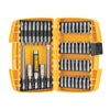 DEWALT DW2166 Screwdriving Set, Steel, 45 Pcs