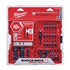 Milwaukee 48-32-4408 Screwdriving Set,  Impact,  26Pc,  PK26