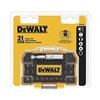 DEWALT DWAX200 Security Set, 31 Pcs