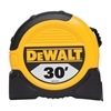 DEWALT DWHT33374 Steel 30 ft. SAE Tape Measure