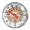 Taylor 6092NBR Thermometer, Brown Coded, 0 to 220F