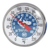 Taylor 6092NBL Thermometer, Blue Coded, 0 to 220F