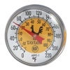 Taylor 6092NYL Thermometer, Yellow Coded, 0 to 220F