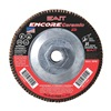 "United Abrasives-Sait 72931 4-1/2"" Flap Disc,  5/8""-11,  40 Grit,  Type 29 Zirconia Alumina,  Encore Ceramic Series"