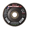 "United Abrasives-Sait 71269 7"" Flap Disc,  7/8"",  80 Grit,  Type 29 Zirconia Alumina,  Encore Series"