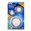 Camco Mfg 42273 3Pk Ss Sink Strainer