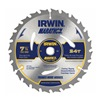 "IRWIN 1873887 2PK7-1/4""24T Carb Blade"