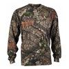 GILDAN USA INC M54002-XL XL L/S Camo T-Shirt