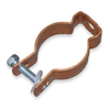 Caddy CD2B37CP Pipe Clip, 1 In, Copper, 250 Lb Max Load