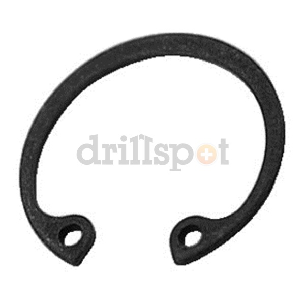 Min Retaining Ring Ext Qty 10, Pack of 10 M27 SS Snap