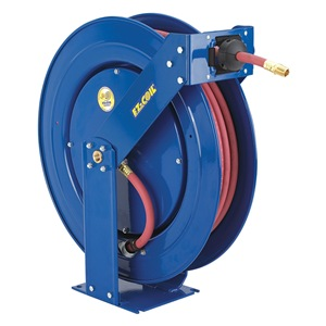 Coxreels Hose Reel, Spring Return, 3/8In ID x 100Ft at Sears.com