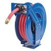 Coxreels TSHF-N-650 Hose Reel, Spring Return, 1In ID x 50Ft