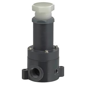 Plast-O-Matic RVDT025T-PP
