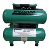 Speedaire 11X355 Air Compressor, 115 V, 1.3 HP, 4 Gal Tank