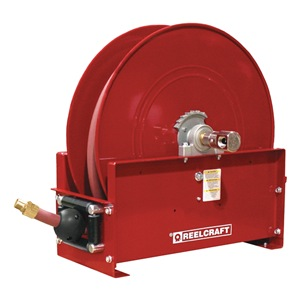 Reelcraft Hose Reel, Spring Return, 3/4 In ID x 50Ft at Sears.com