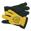 Fire-Dex G03KEDDL-M Firefighting Gloves, Gold/Black, M, PR