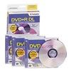 Verbatim VER95014 DVD+R Dual Disc, 8.50 GB, 240 min, PK 3
