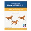 Hammermill HAM103267 Multi Paper, 8-1/2 x 11 In, White, PK 5000