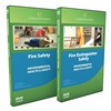 Convergence Training C-328 Fire Safety 2-DVD Combo-Pack