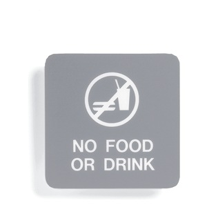 Sign Comply 42301-1 BLACK